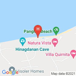 Map PANGLAO ISLAND NATURE RESORT & SPA