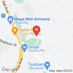 Map NORK RESIDENCE