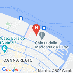 Map GRAND HOTEL DEI DOGI, THE DEDICA ANTHOLOGY, AUTOGRAPH COLLECTION