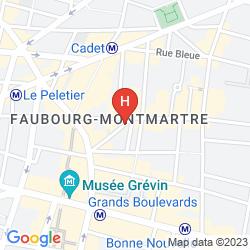 Map MAXIM OPERA