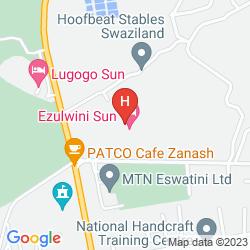 Map EZULWINI SUN
