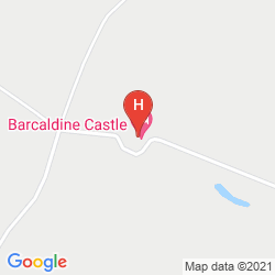 Map BARCALDINE CASTLE