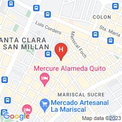 Map REINA ISABEL
