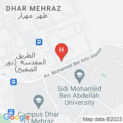 Map RIAD SARA