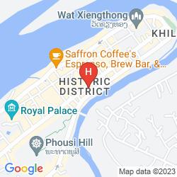 Map LA MAISON DE XANAMKIENG