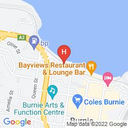 Map CENTRE NUOVA