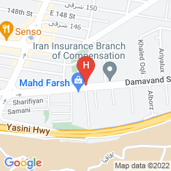 Map SHAHR HOTEL