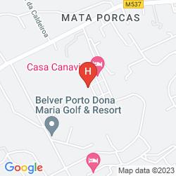 Map LUZMAR VILLAS