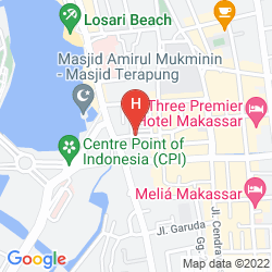 Map M-REGENCY MAKASSAR