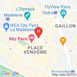 Map MANSART