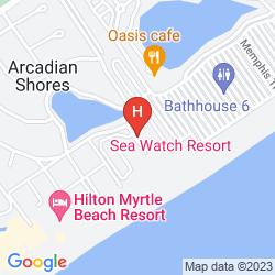 Map WYNDHAM VR SEAWATCH PLANTATION