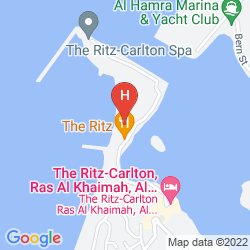 Map THE RITZ–CARLTON RAS AL KHAIMAH, AL HAMRA BEACH