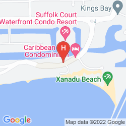 Map DUNDEE BAY VILLAS