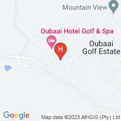 Map HYATT REGENCY OUBAAI