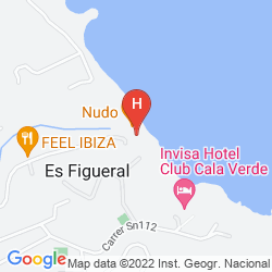 Map INVISA FIGUERAL RESORT