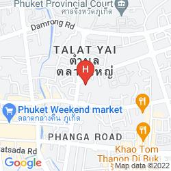 Map SINO HOUSE PATONG