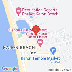 Map PHUNAWA RESORT