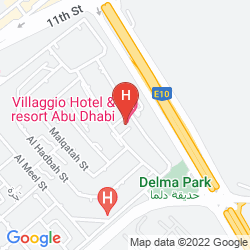 Map ONE TO ONE HOTEL - THE VILLAGE