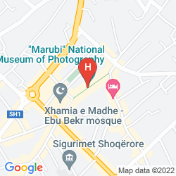 Map HOTEL COLOSSEO