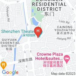 Map SUNON HOLIDAY VILLA