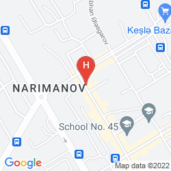 Map QUEST HOUSE INN
