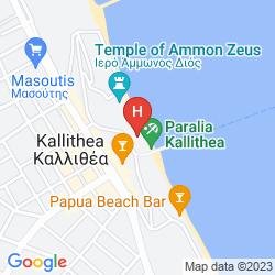 Map AMMON ZEUS