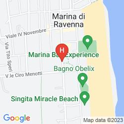 Map PARK HOTEL