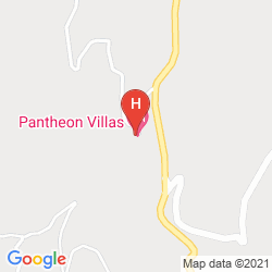 Map PANTHEON VILLAS