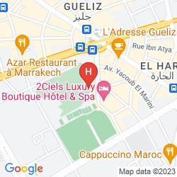 Map RIAD KAISS