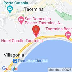 Map CORALLO