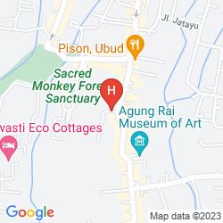 Map AMATARA AGUNG RAKA