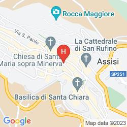 Map DEI PRIORI