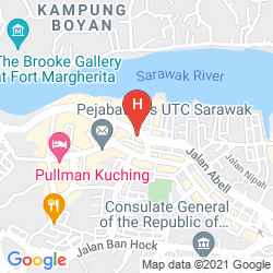 Map ABELL HOTEL (DELUXE)