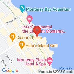 Map SPINDRIFT INN