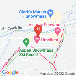 Map VICEROY SNOWMASS