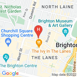 Map BRIGHTON