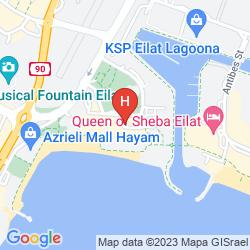 Map LEONARDO PLAZA