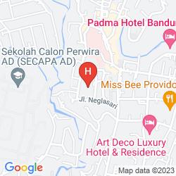 Map GUMILANG REGENCY
