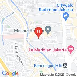 Map BATAVIA APARTMENT