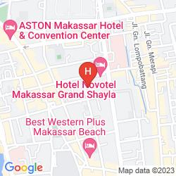 Map MAKASSAR GOLDEN