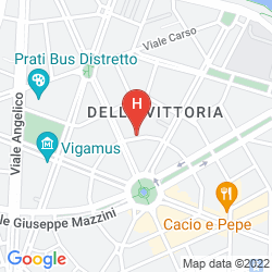 Map DELLE VITTORIE