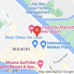 Map ROYAL KUHIO