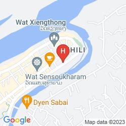 Map KIRIDARA VILLA KIRI
