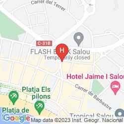 Map LARIMAR RODOR