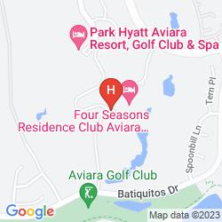 Map FOUR SEASONS RESIDENCE CLUB AVIARA