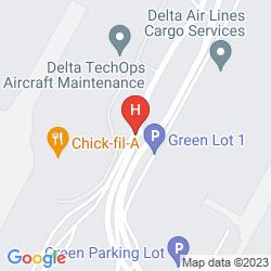 Map WESTIN DETROIT METROPOLITAN AIRPORT