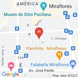 Map FERRE DE VILLE