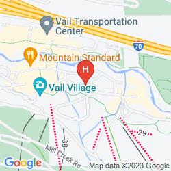 Map TIVOLI LODGE
