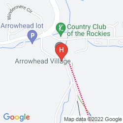 Map ARROWHEAD HOMES