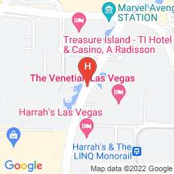 Map THE MIRAGE